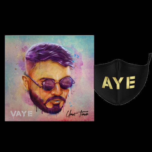 VAYE Album & AYE Mask